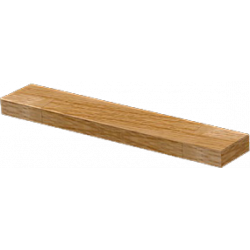 úchytkaElement 17, dub - masív, 150x10x27